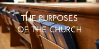 The Purposes of the Church